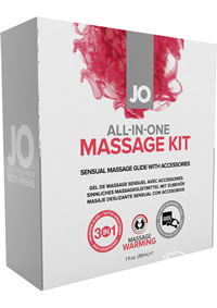 All In One Massage Gift Set