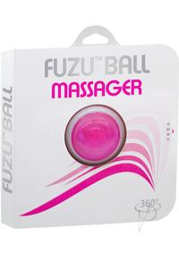 Fuzu Massager Ball Neon Pink