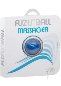 Fuzu Massager Ball Neon Blue