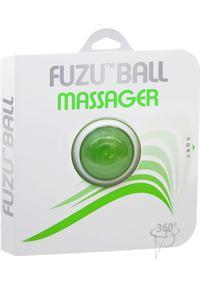 Fuzu Massager Ball Neon Green