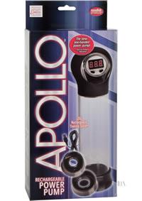 Apollo Rechargeable Power Pump