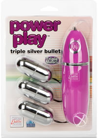 Power Play Triple Silver Bullet