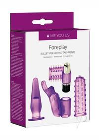 Kinx 4play Couples Kit Bullet Vibe