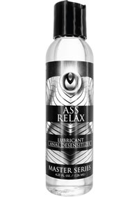 Ms Ass Relax Desensitizing Lube 4.25oz