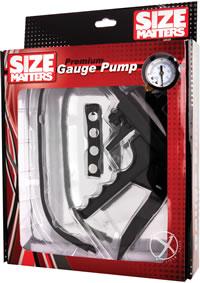 Size Matters Premium Gauge Pump