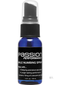 Passion Stamina Spray With Max Lidocaine