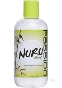 Nuru Couples Body Massage Gel 8oz