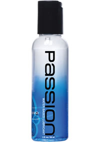 Water Based Lubricant 2oz