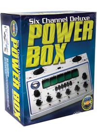 Zeus 6 Channel Deluxe Estim Pwr Box
