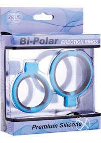 Zeus Bi Polar Cock Ring Set