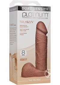 Platinum Truskyn Tru Ride 8 Caramel