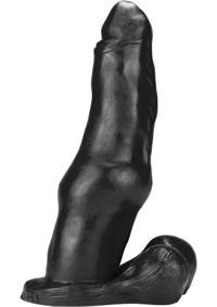 Pit Bull Dildo Black