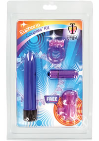 Trinity V Euphoria Couples Kit Purple