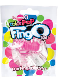 Colorpop Fingo Tips Pink 12/disp