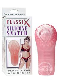 Classix Silicone Snatch