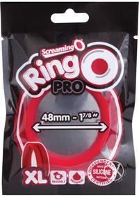 Ringo Pro Xl  red 12pc/cs