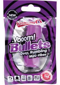 Vooom Bullets Grape 20/disp