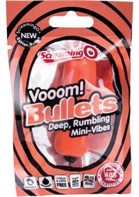 Vooom Bullets Tangerine 20/bx