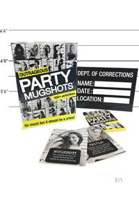 Outrageous Party Mugshots