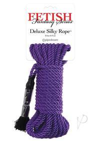 Ff Deluxe Silk Rope Purple