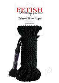 Ff Deluxe Silk Rope Black
