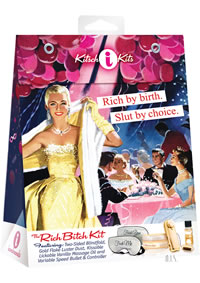 Kitsch Kits The Rich Bitch