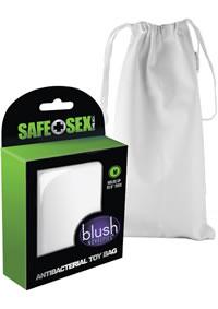 Safe Sex Toy Bag Med (individual)