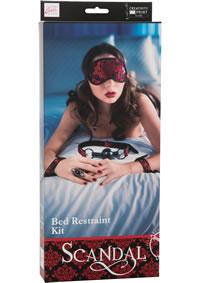 Scandal Bed Restraints Kit