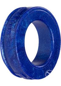 Pig Ring Cockring Blueballs