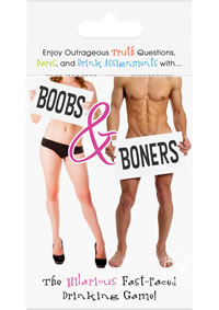 Boobs And Boners Drinking Game