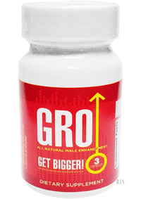 Gro 3ct Bottle