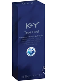 Ky True Feel Silicone 1.5oz