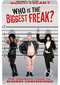 Whos The Biggest Freak