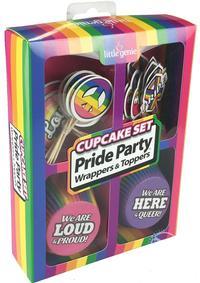 Pride Cupcake Set