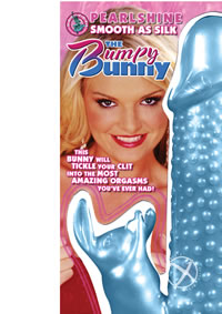 The Bumpy Bunny W/p - Blue