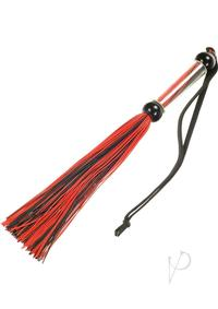 Tease And Please Silicone Flogger Kinx