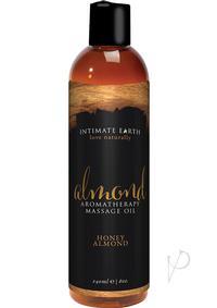 Honey Almond Massage Oil 8 Oz