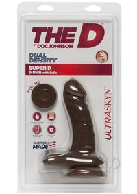 The Super D 6 Chocolate