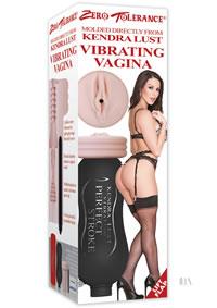 Kendra L Perfect Stroke Vibe Vagina