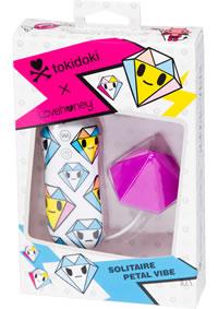 Tokidoki Diamond Solitaire Petal (disc)