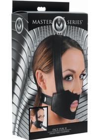 Ms Face Fuk Ii Dildo Face Harness