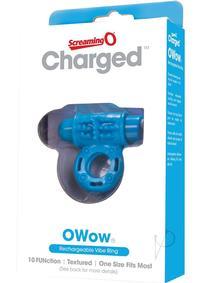 Charged O Wow Vooom Mini Vibe Blue
