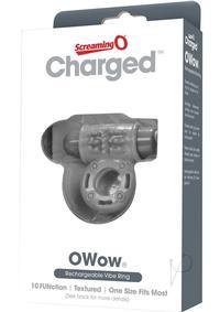 Charged O Wow Vooom Mini Vibe Grey