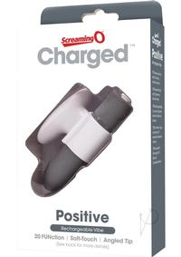 Charged Positive Vibe Grey-indv