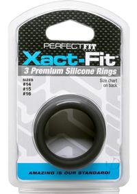 Xact Fit Cockring Kit Sm-med