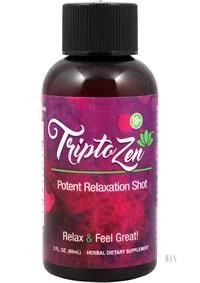 Tripto Zen Relaxation Shot 2oz
