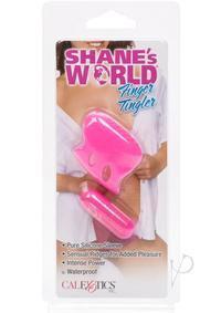 Shanes World Finger Tingler Pink