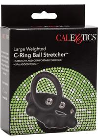 Large Weighted C Ring Ball Stretcher