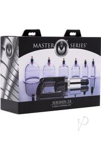 Sukshen 6 Piece Cupping Set
