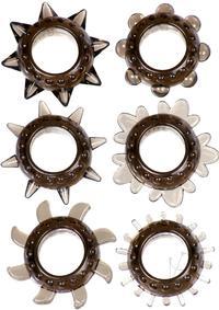 Linx Tickler Textured Ring Bulk 102/bag